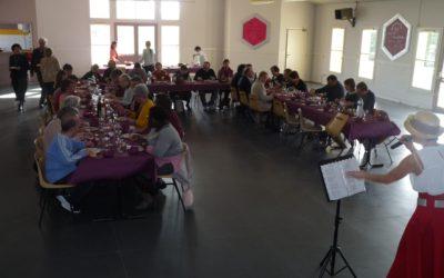 Repas annuel du GEM Partage et Loisirs
