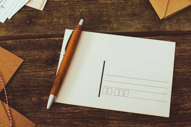 Opération «Écris-moi» 🖋