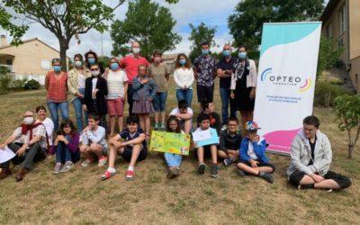 Solidarité entre les établissements de la Fondation OPTEO