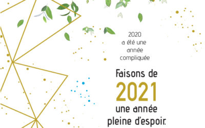 Vidéo vœux Fondation OPTEO 2021